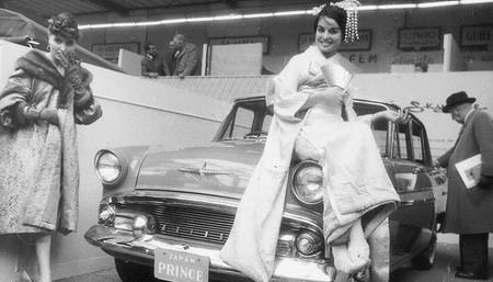 Salón del Automóvil de París, 1957