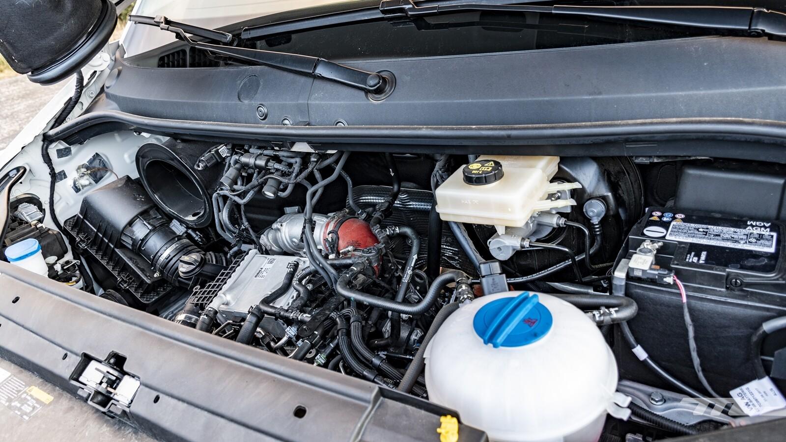 Foto de Volkswagen Grand California 2021, prueba (28/28)