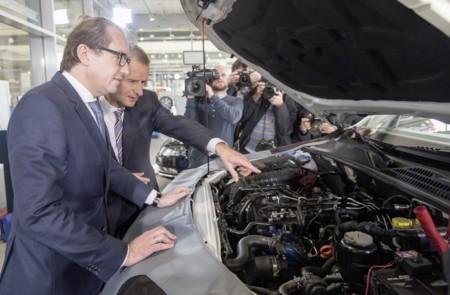 Alemania Pruebas Emisiones