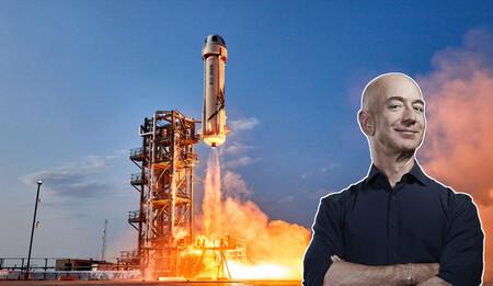Un grupo de empleados de Blue Origin se revela: dicen que los cohetes de Jeff Bezos no son seguros y denuncian sexismo y acoso