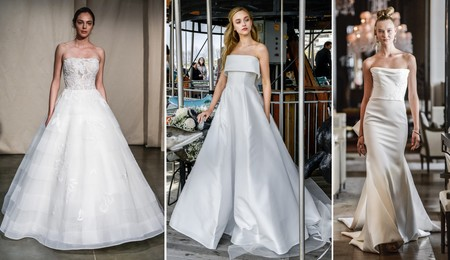 Tendencias Bridal Ss 2020 Palabra De Honor
