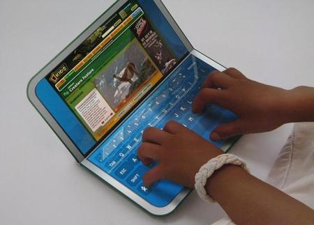 Escolarizando a los niños pobres con un ordenador