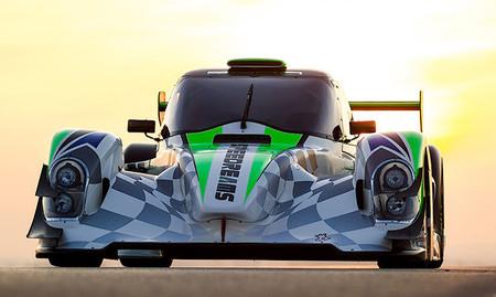 Así podría ser el nuevo LMP3 de Sora Racing