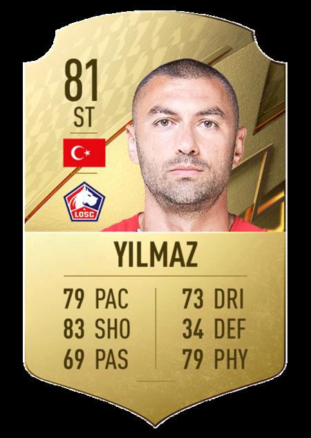 Yilmaz FIFA 22