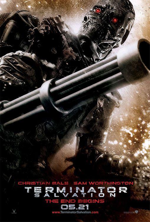 Foto de 'Terminator Salvation', nuevos carteles (5/6)