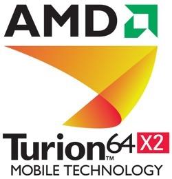 AMD Turion X2 logo