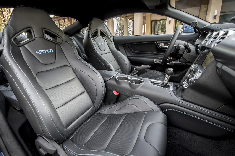 Foto de Ford Mustang 2018, toma de contacto (28/159)