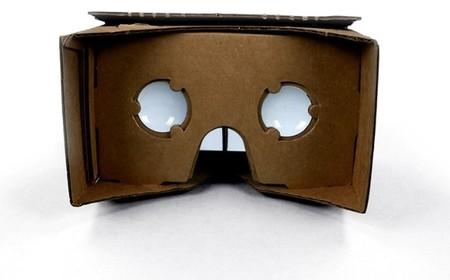 Google te enseña a fabricar tu propio casco de RV con una caja de cartón y un móvil
