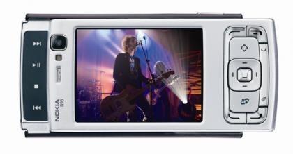 Nokia N95 en España en Abril y por 700 euros