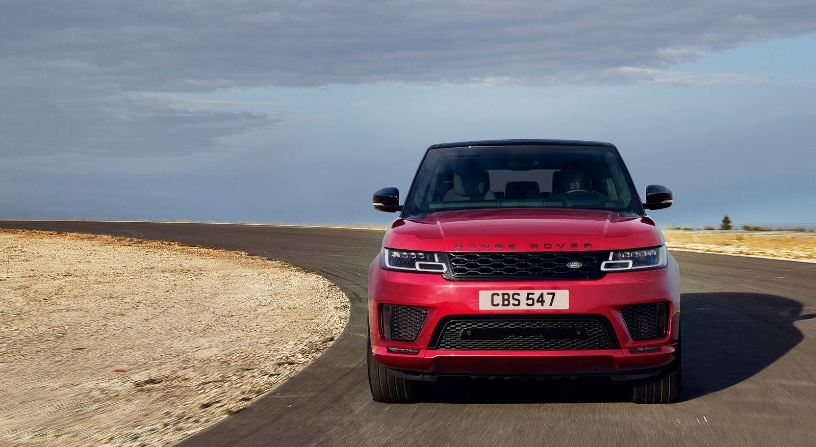 Foto de Range Rover Sport 2018 (15/34)
