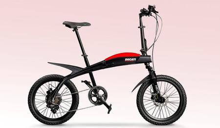 Ducati Urban E Bicicleta Electrica Ebike Plegable 2020