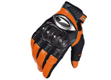 Guantes ProRace Evo de AXO, estética racing para unos guantes cortos