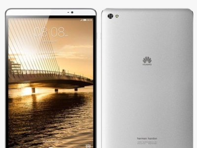 Huawei MediaPad M2 Harman/Kardon, anunciada una versión con sonido mejorado de la tableta de gama alta de Huawei