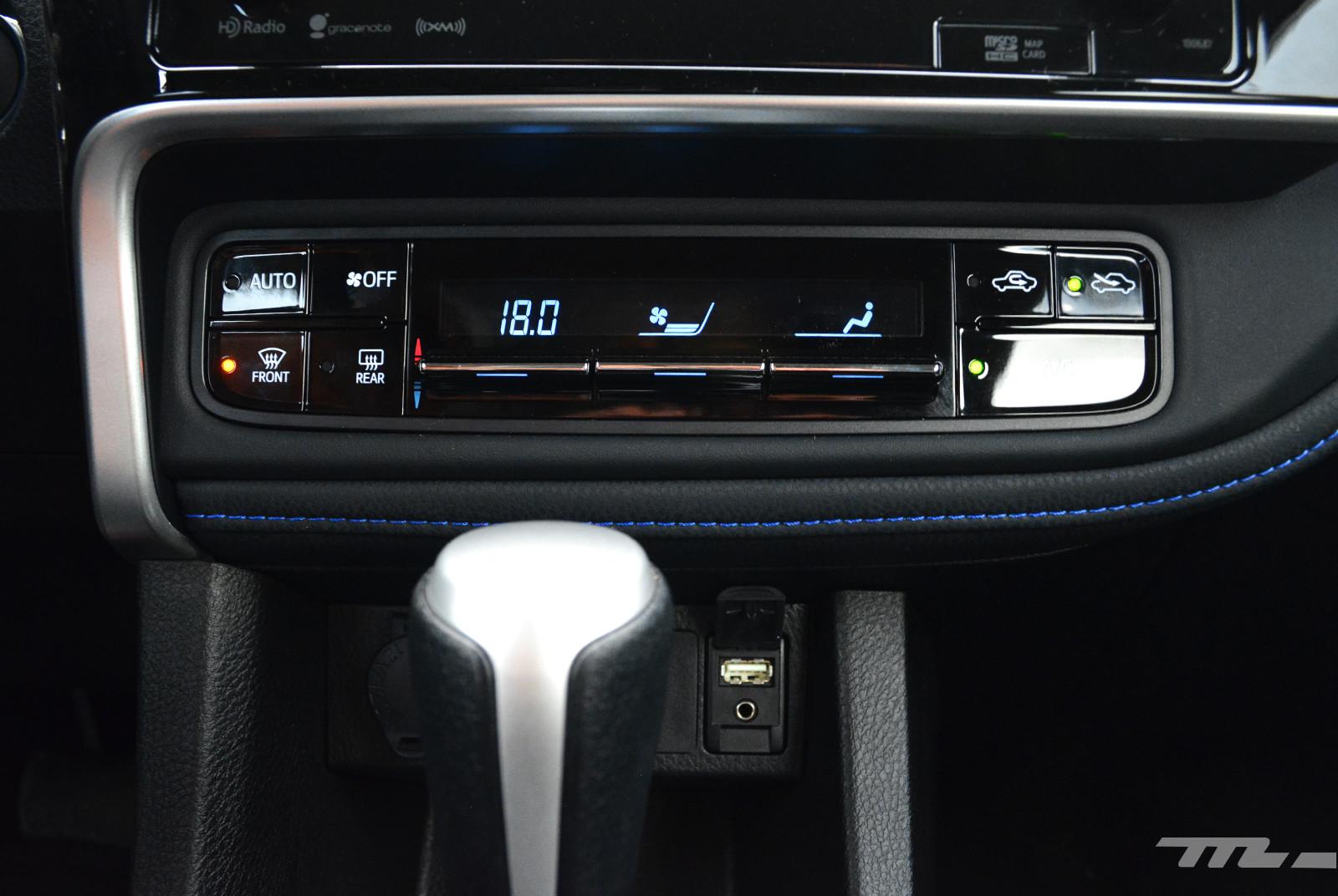 Foto de Comparativa: Mazda3 vs. Nissan Sentra vs. Toyota Corolla vs. Volkswagen Jetta (41/60)