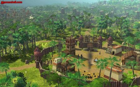 'El Imperio del Este': primera expansión de 'The Settlers: Construye tu Imperio'