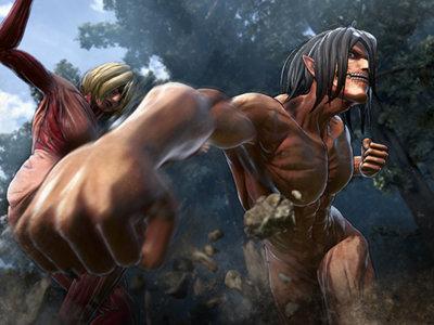 Koei Tecmo muestra más screenshots del videojuego de Attack on Titan y el título sigue luciendo excelente