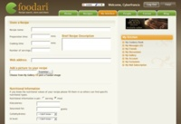 Foodari, nuestro recetario online