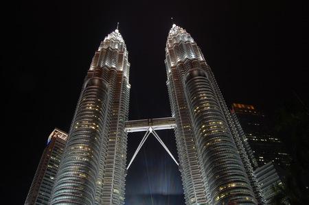 Visitando Malasia Torres Petronas