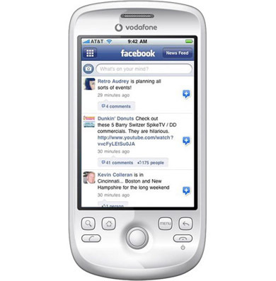 ¿Facebook a punto de lanzar una aplicación para Android?