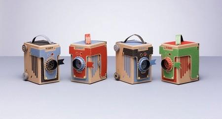 Viddy: la nueva cámara de cartón