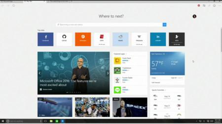 El nuevo navegador de Microsoft sincronizará marcadores, contraseñas, pestañas y más