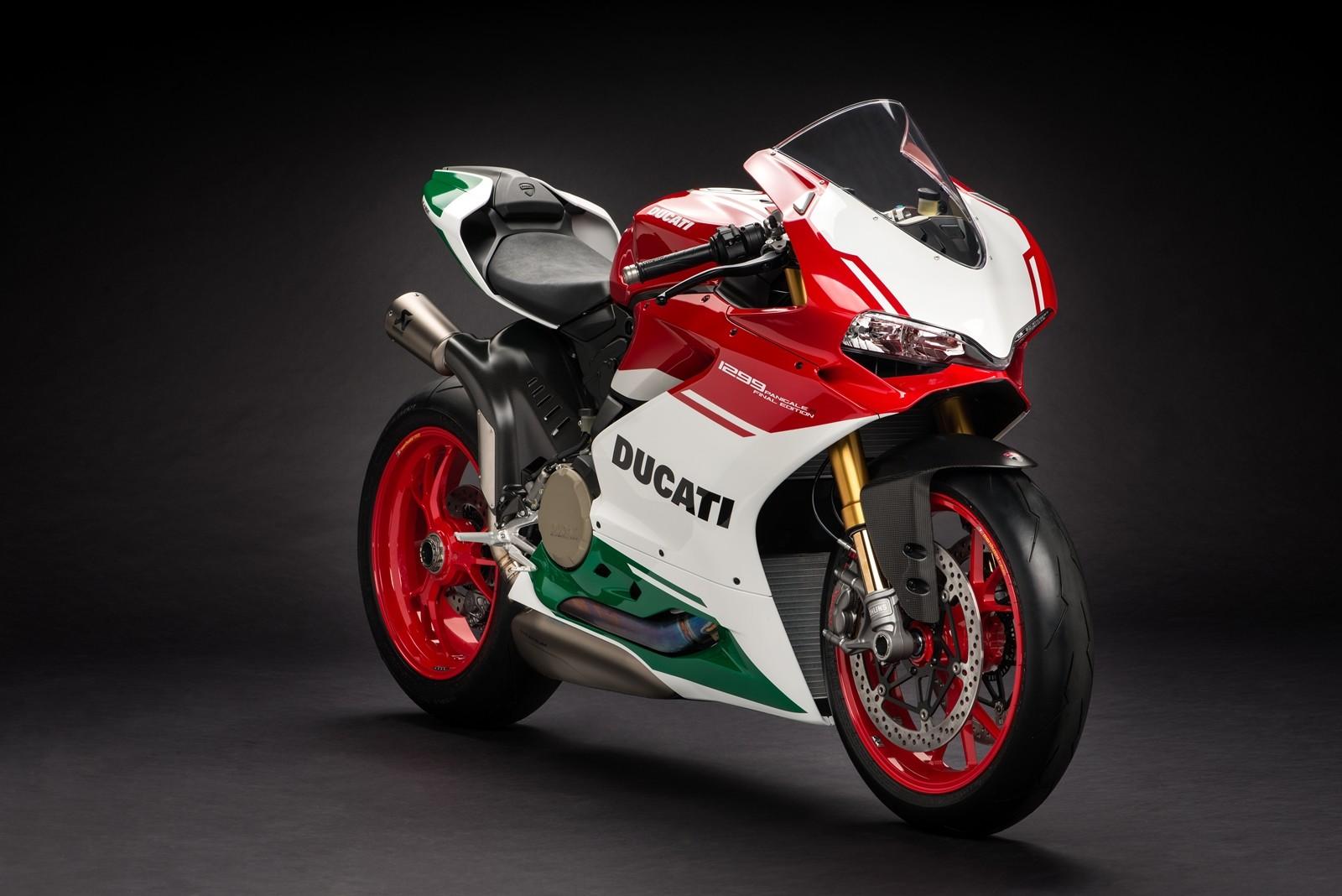 Foto de Ducati 1299 Panigale R Final Edition (54/58)