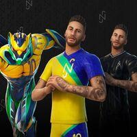 Fortnite x Neymar: cómo completar todas las misiones y desafíos de la skin de Neymar Jr