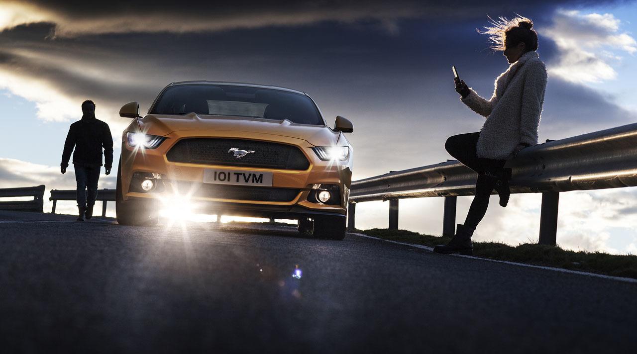 Foto de Ford Mustang 2015 (8/53)