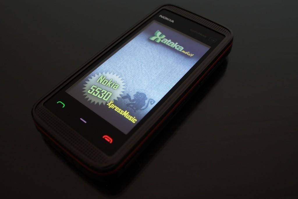 Foto de Nokia 5530 XpressMusic (12/32)