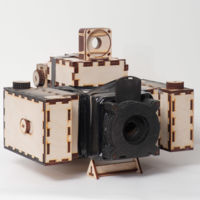 The Focal Camera, elige tu propia aventura construyendo tu propia cámara