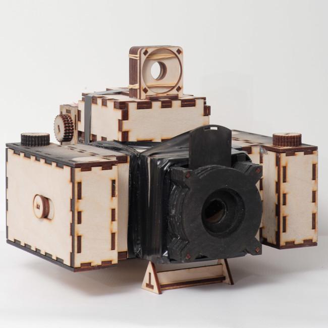 The Focal Camera Modular Pinhole Medium Format 2