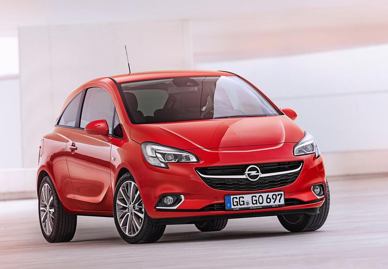 Foto de Opel Corsa (comparativa) (10/47)