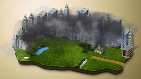 Una posible solución a los problemas de China con la polución