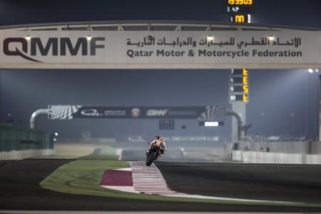 Lluvia en Catar: ¿quieren correr los pilotos con el asfalto mojado?