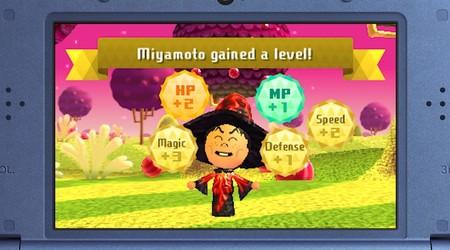 Miitopia, el RPG para Nintendo 3DS protagonizado por Miis, confirma su lanzamiento en Europa