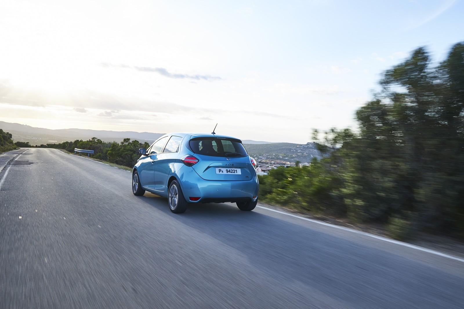 Foto de Renault ZOE 2020, prueba (23/37)