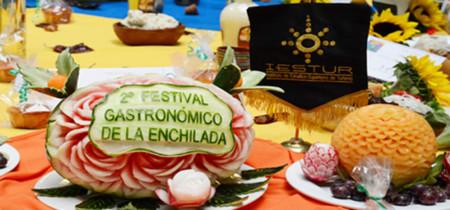 Da inicio el Segundo Festival Gastronómico de la Enchilada 2014