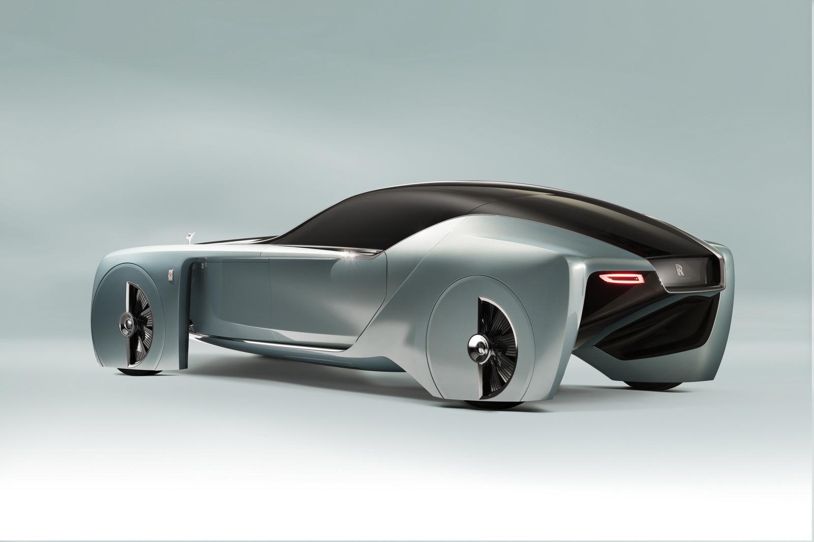 Foto de Rolls-Royce Vision Next 100 concept (5/27)