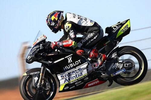 Johann Zarco le da una alegría a Ducati en el divertido estreno de Portimao en MotoGP