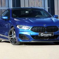 G-Power convierte el BMW M850i en todo un BMW M8, exprimiendo 670 CV y 890 Nm de su 4.4 litros V8 biturbo