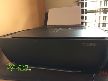 HP DeskJet GT 5820, análisis: encontrando los beneficios de tener una multifuncional en casa