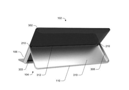Microsoft Keyboard Accessory Patent 4