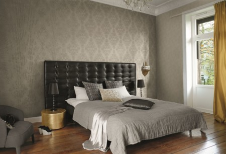 Papel Pintado Dormitorio Low