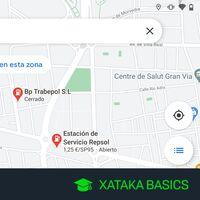 Cómo buscar gasolineras y ver sus precios en Google Maps
