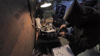 Reconstrucción de un motor de Suzuki DR 650 en 48 horas