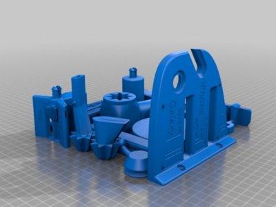 Puedes imprimirte este estudio de fotografía con una impresora 3D