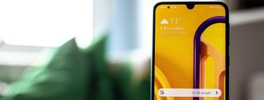Samsung Galaxy M30S, análisis: érase una 'Power Bank' convertida en teléfono móvil