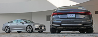 Audi A7 Sportback 2019, al volante de una supercomputadora sobre ruedas