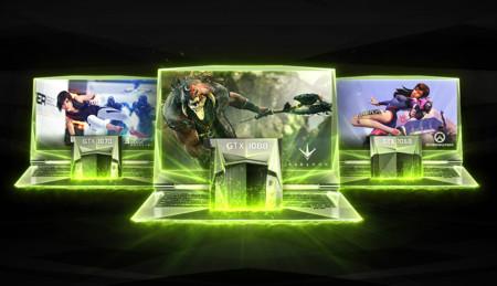 Así son las Nvidia GeForce GTX 10 para portátiles: la misma potencia para juegos y realidad virtual