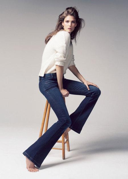 Jeans Mango con Lana del Rey